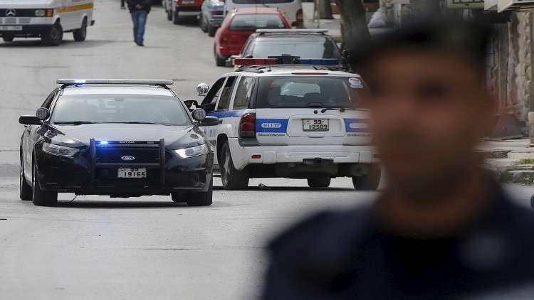 أول فيديو من مكان عملية السطو المسلح على مصرف في العاصمة الأردنية