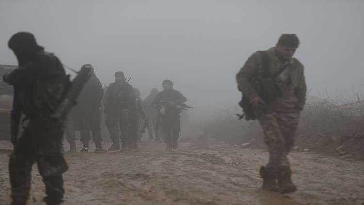 أمريكيون وبريطانيون يقاتلون ضد تركيا في عفرين