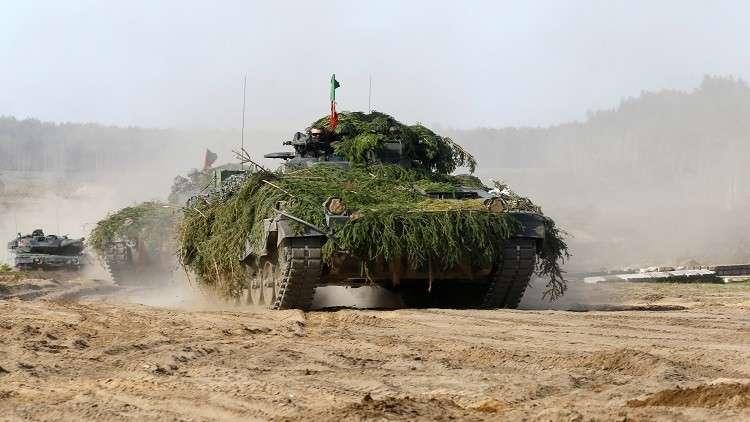 المعارضة الألمانية تطالب ميركل بتجميد التعاون العسكري مع تركيا