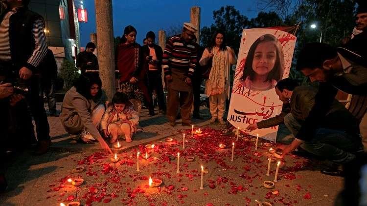 مطالبات بإعدام مغتصب وقاتل الطفلة زينب