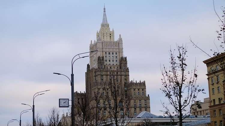 موسكو: اتهامات واشنطن لسوريا استفزازية