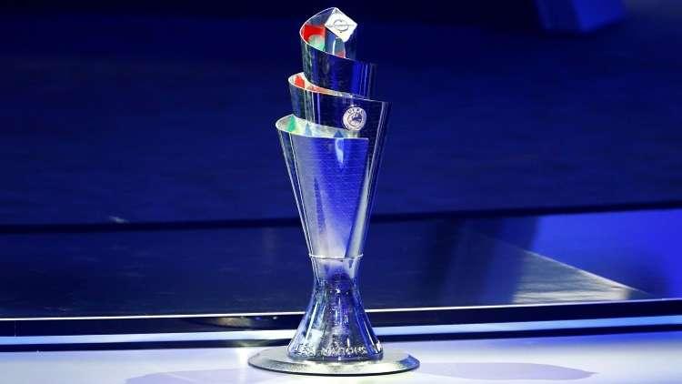 قرعة دوري الأمم الأوروبية لكرة القدم