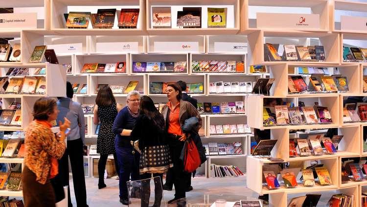 1500 مؤلَّف روسي جديد في معرض باريس للكتاب