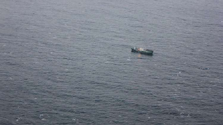 فقدان الاتصال بسفينة صيد روسية على متنها 21 شخصا
