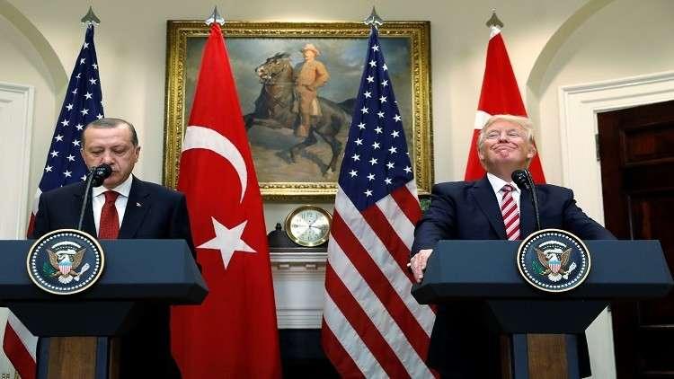 وكالة تركية تكشف عن فحوى الاتصال الهاتفي بين أردوغان وترامب بخصوص عفرين