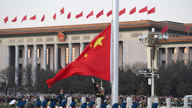 الصين قد تفقد صبرها في وجه أمريكا في أي لحظة