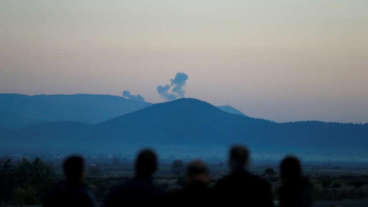 أنباء عن قصف الطيران التركي لمواقع كردية في منبج 5a69bef795a597c96d8b45ec
