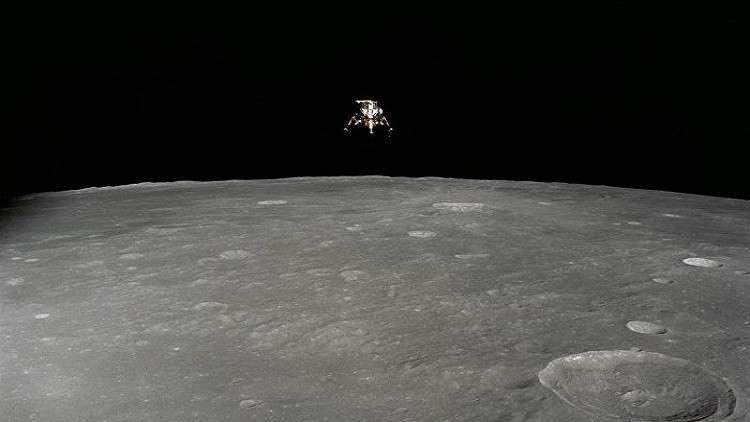 تحديد موقعين لهبوط مسبار روسي على سطح القمر
