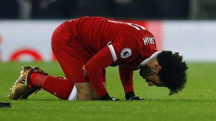 محمد صلاح من أفضل اللاعبين مساهمة بالأهداف في أوروبا