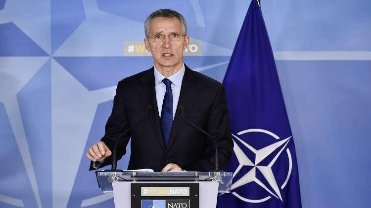 الناتو: يحق لتركيا الدفاع عن نفسها لكن عليها عدم الإفراط في استخدام القوة بسوريا