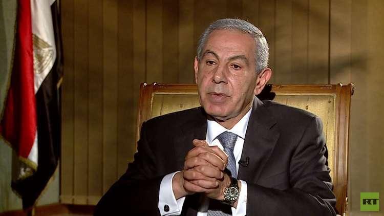 لقاء خاص مع وزير التجارة والصناعة المصري طارق قابيل