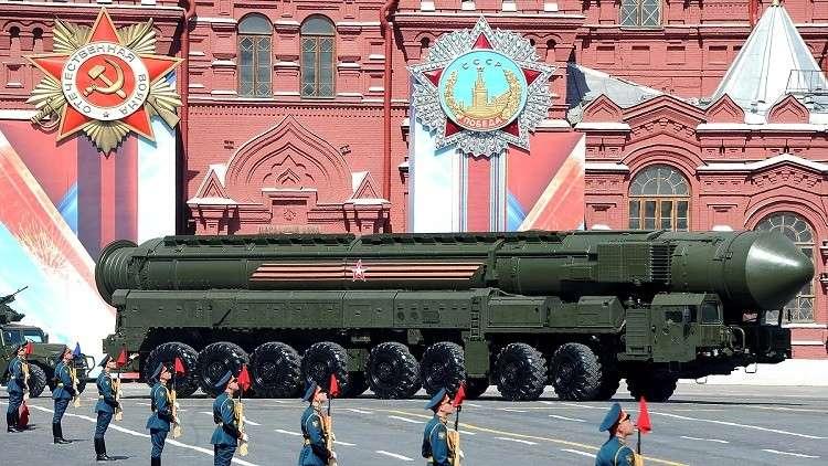 واشنطن تعترف بأن لا حول لها ولا قوة أمام صواريخ روسية نووية عابرة للقارات