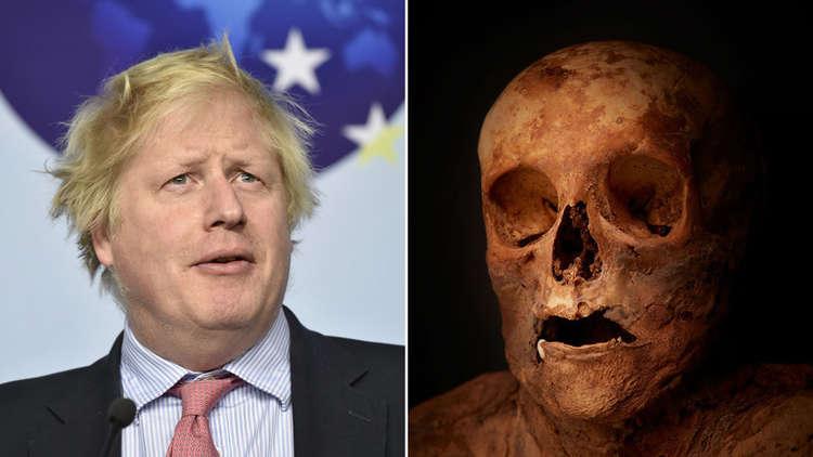 وزير الخارجية البريطاني سويسري الأصل!