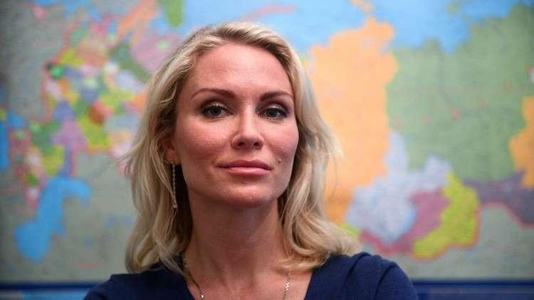 الإعلامية يكاترينا غوردون تنسحب من سباق الرئاسة الروسية