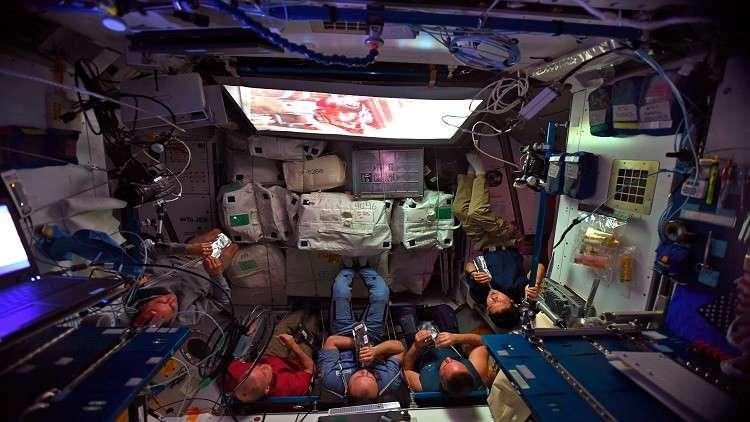 فضلات رواد الفضاء.. طعامهم المستقبلي!