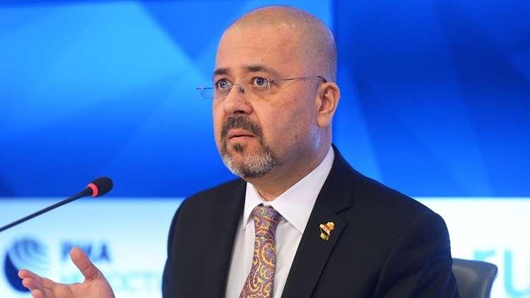سفير العراق لدى موسكو ومستشار الخارجية العراقية يمثلان بغداد في مؤتمر سوتشي