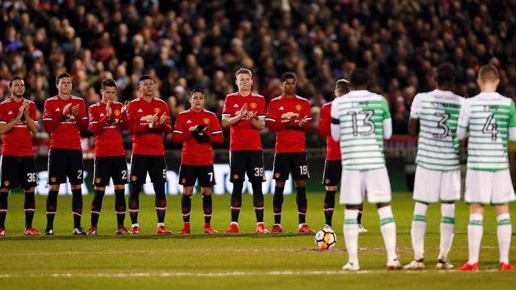 مانشستر يونايتد يبلغ دور الـ 16 لكأس الاتحاد الإنجليزي