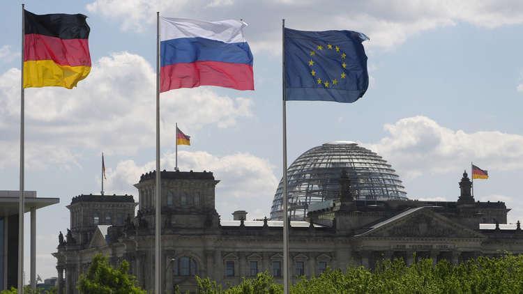 سياسيون ألمان يصفون العقوبات الأوروبية ضد روسيا