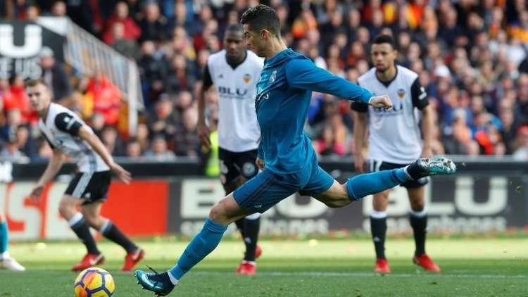 بالفيديو.. ريال مدريد يصب جام غضبه على خفافيش فالنسيا