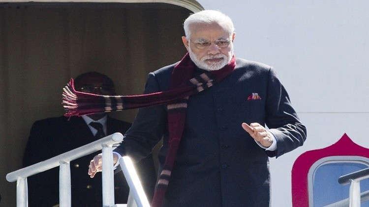 لأول مرة في التاريخ.. رئيس وزراء هندي يزور فلسطين
