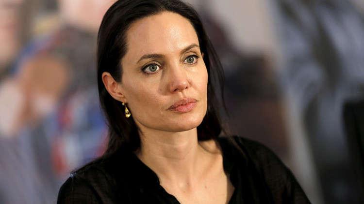 أنجلينا جولي تدعو مجلس الأمن إلى إنهاء الحرب في سوريا