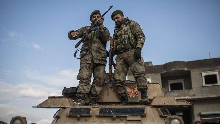 حل مشكلة عفرين بدخول الجيش السوري إليها