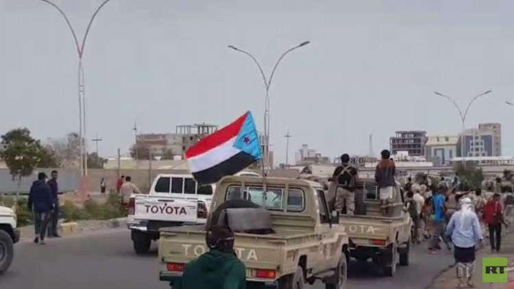 تجدد المواجهات بين قوات الحماية الرئاسية والمجلس الانتقالي الجنوبي في عدن