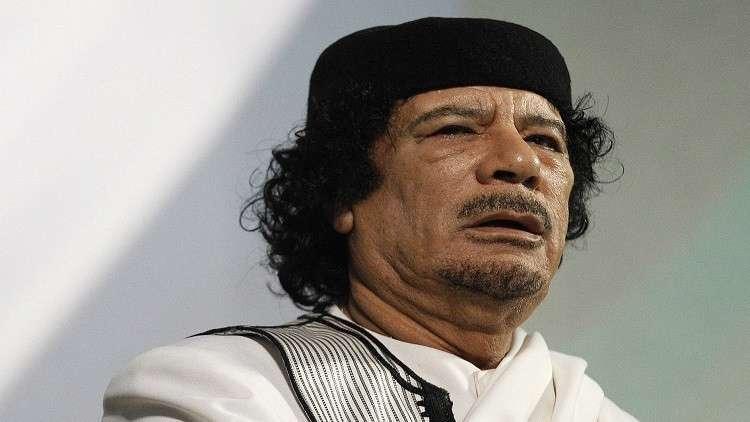 القذافي كان على وشك شراء مانشستر يونايتد الإنجليزي