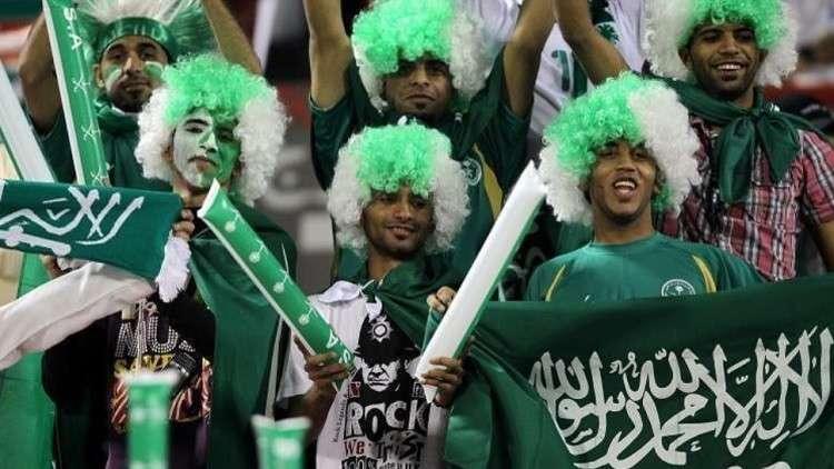 أضخم برنامج لدعم جمهور الأخضر السعودي في مونديال روسيا