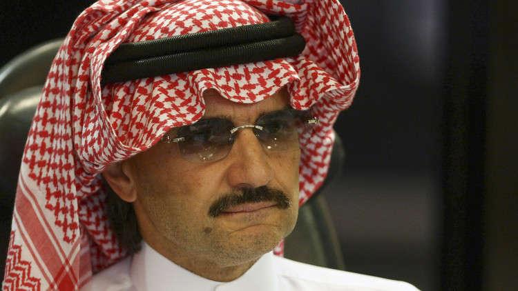 صور وفيديو.. الوليد بن طلال يستأنف عمله في