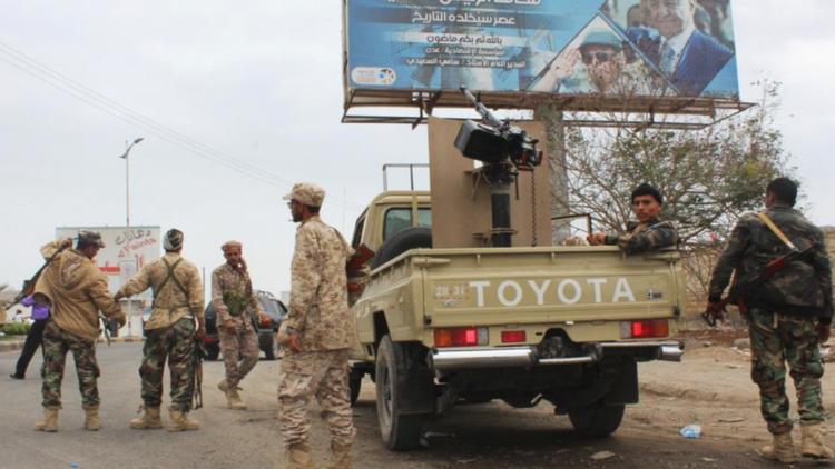 الداخلية اليمنية تدعو التحالف العربي إلى التدخل لوقف اعتداءات