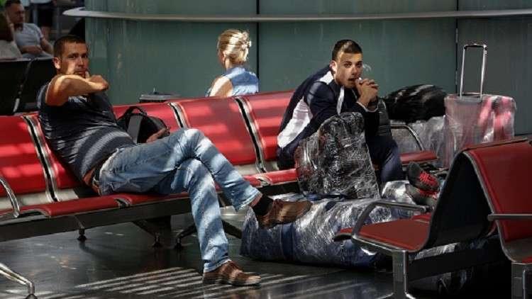 لاجئ فلسطيني سوري يعيش أحداث فيلم