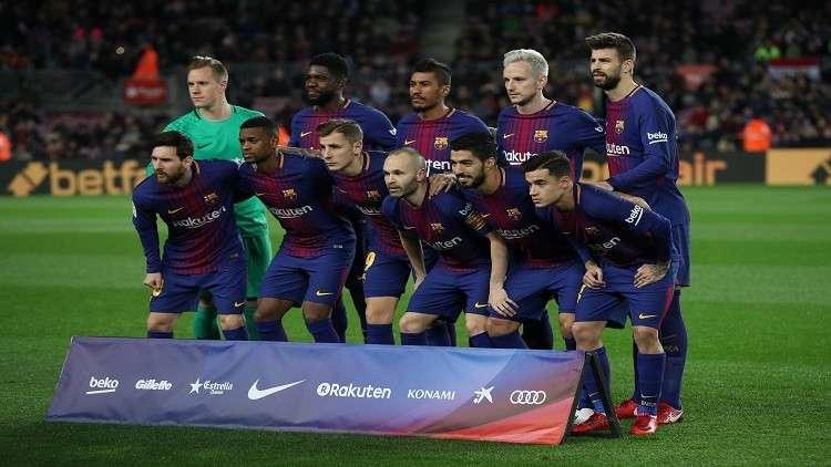 مهاجم برشلونة ينتقل إلى الدوري الإنجليزي