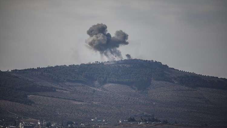 الأركان التركية تنفي استخدام أسلحة محرمة دوليا في عفرين