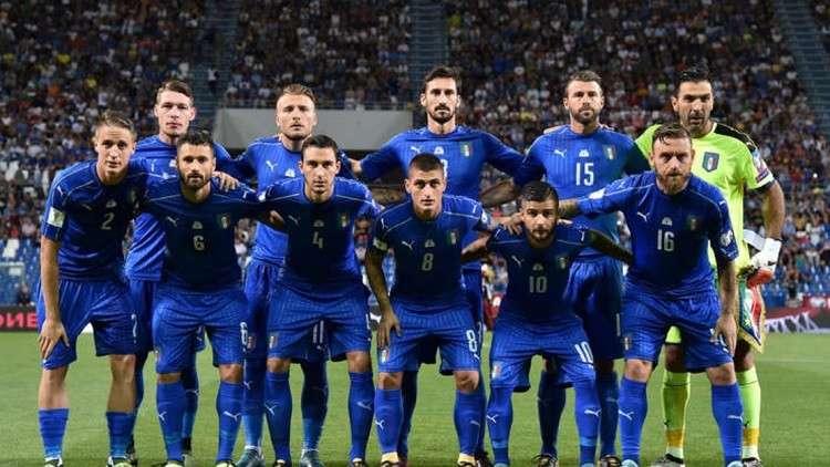 إيطاليا تلتقي الأرجنتين وديا في مارس