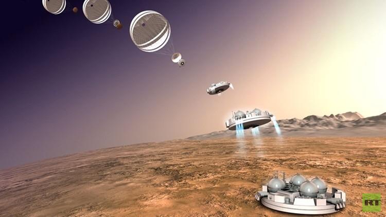 جهاز روسي مبتكر لدراسة المريخ