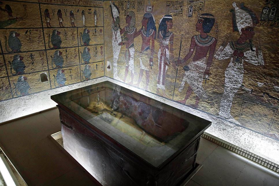 المتحف المصري الكبير يستقبل قريبا طلائع زواره