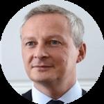 وزير الاقتصاد والمالية الفرنسي