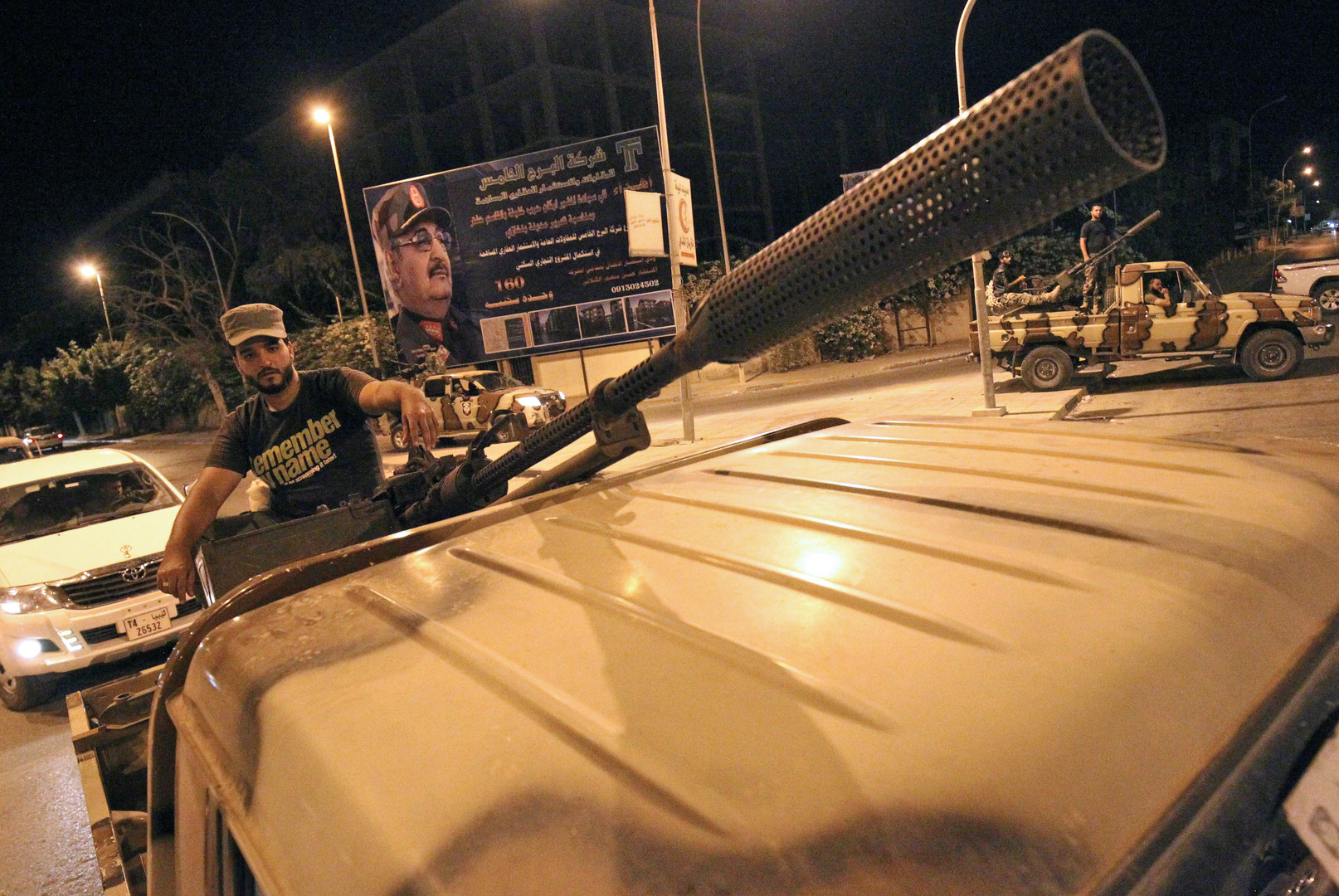 """الجيش الليبي يطلق """"غضب الصحراء"""" على العصابات جنوب البلاد"""