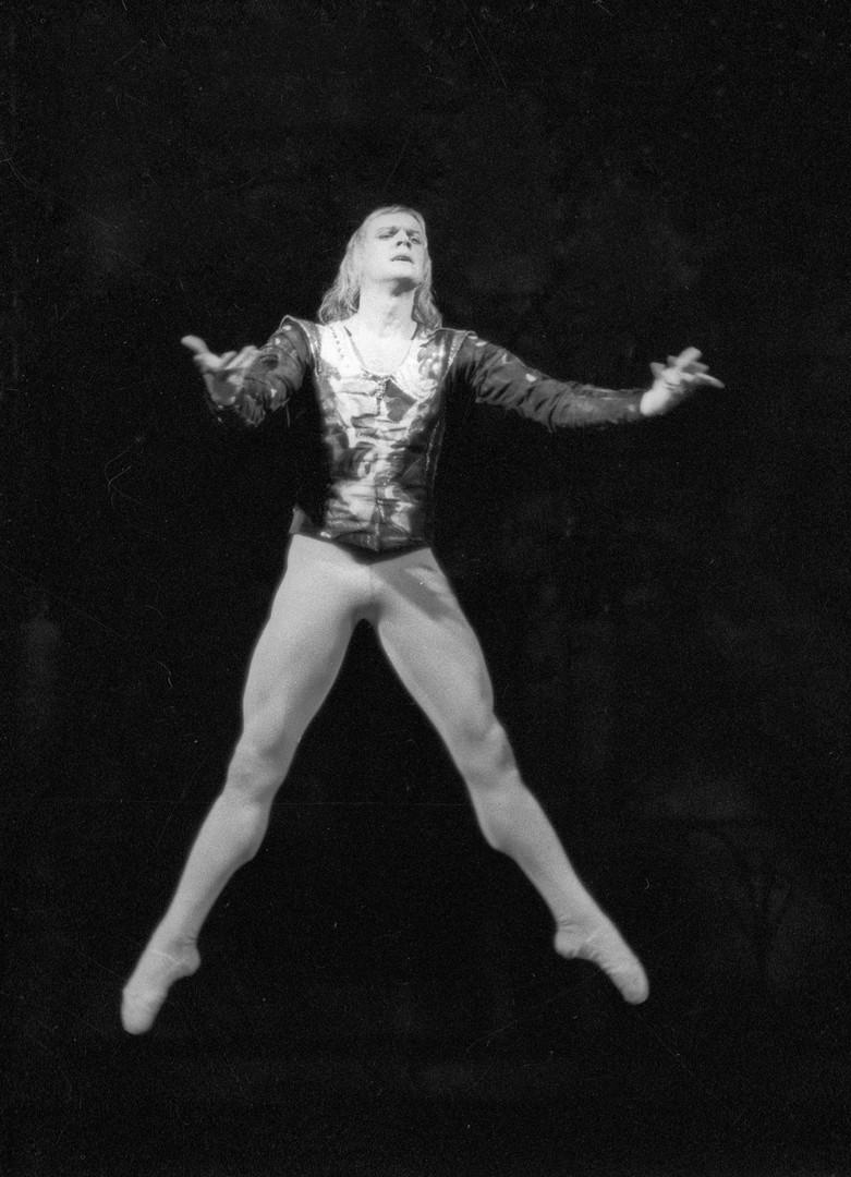 أشهر راقصي الباليه السوفيت المهاجرين