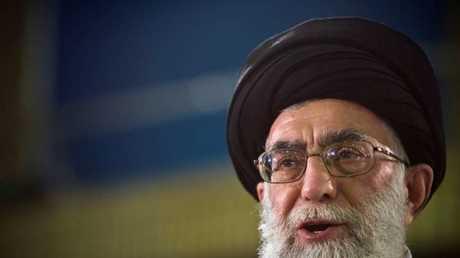 علي خامنئي المرشد الإيراني