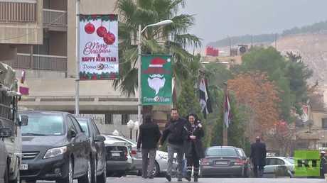السوريون.. آمال بعودة السلام في 2018