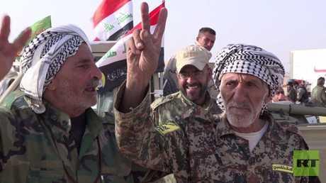 """2017.. عام القضاء على """"داعش"""" في العراق"""