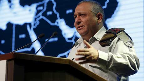 رئيس ركان الجيش الإسرائيلي، الجنرال غادي أيزنكوت
