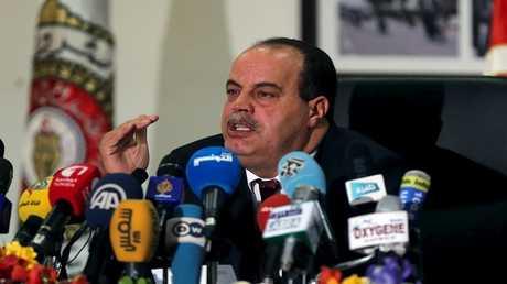 وزير الداخلية التونسي الأسبق، محمد الغرسلي
