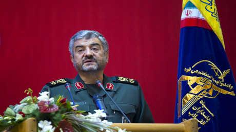 قائد حرس الثورة الإيراني محمد علي جعفري