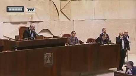 الشاباك يحذر من قانون إعدام الفلسطينيين