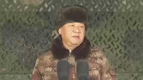 الرئيس الصيني يأمر الجيش بتكثيف تدريباته