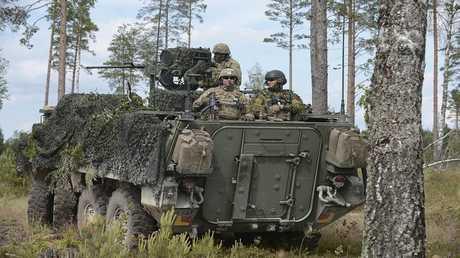 عسكريون من الناتو في استونيا  - ارشيف
