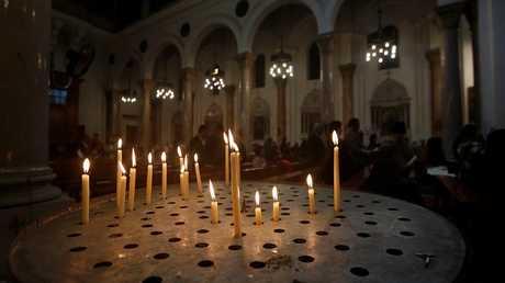الاحتفالات بعيد الميلاد في مصر